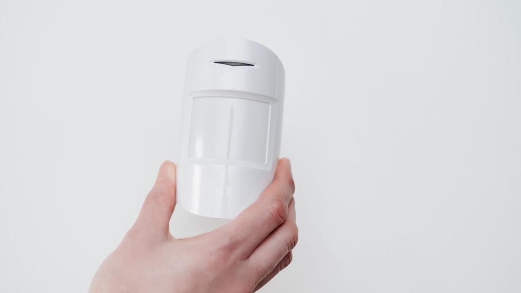 cómo instalar un sensor de movimiento